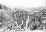 The Two Wassataquoiks from the Head Sluice on Pogy Mt. by David Field