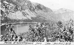 Head of Wassataquoik Lake from Pogy, 1929 (Mahar) by David Field