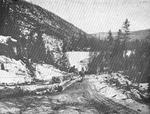Hauling Logs to Little Wassataquoik, Draper Operations by David Field
