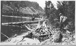 Dri-Ki on Wassataquoik Lake by David Field