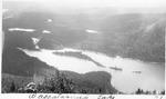 Wassataquoik Lake, 1931 by David Field