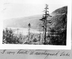 From Head of Wassataquoik Lake by David Field