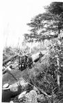 Dragging Logs—Bare Ground—Pogy 1910 (E.B. Draper) by David Field