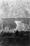 Looking Down the Pogy Sluice, 1914 (Ben Morse by David Field and Ben Morse