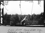 From South Sloped of South Pogy Mt. Katahdin Bears 190 Degrees by David Field
