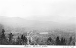 Looking from Tower on Brunt Mt., 1933 (J.C. Mahar) by David Field