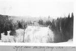 Top of Barn, Mccarty Camp, 1933 (J.C. Mahar) by David Field