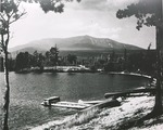 View of Mount Katahdin