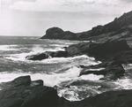 Waves on the Maine Coast
