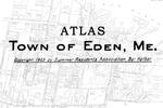 Atlas of Town of Eden, Me