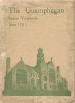 Berwick Academy Yearbook: Quamphegan, 1931 by Berwick Academy