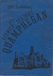 Berwick Academy Yearbook: Quamphegan, 1941 by Berwick Academy