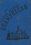 Berwick Academy Yearbook: Quamphegan, 1942 by Berwick Academy