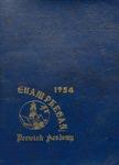 Berwick Academy Yearbook: Quamphegan, 1954 by Berwick Academy