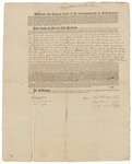 Copy of Deed Number 10 for 132,541 acres of land by Samuel Phillips, Leonard Jarvis, and John Read