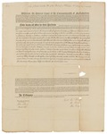 Copy of Deed Number 2 of the Purchase of Townships 7, 8, 9, 10, 11, and 12 by Samuel Phillips, Leonard Jarvis, and John Read