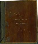 Records of Births & Deaths Blanchard