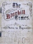 The Bluehill Times, Vol. 1, No. 4, January 22, 1861