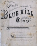 Blue Hill Times, Vol. 2, February 20, 1861 by Blue Hill Academy