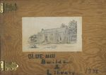 Blue Hill Builds a Library 1938: Diary of a Library Building: A Saga of Travail and Triumph (Part One)