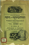 Fair and Exhibition of Freeport Park Association : Catalogue of Premiums with Rules and Regulations by Freeport Park Association