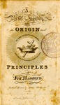 A Brief Inquiry into the Origin and Principles of Free Masonry by Simon Greenleaf