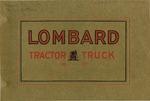 Lombard Tractor Truck