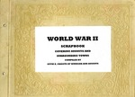 World War II Scrapbook Covering Augusta and Surrounding Towns, Compiled by Effie E. Choate of Windsor and Augusta