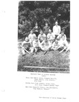 Windsor: Pictures of People & School Groups, Scrapbook Compiled by Elwin F. Hussey