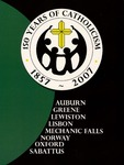150 Years of Catholicism, 1857-2007 : Auburn, Greene, Lewiston, Lisbon, Mechanic Falls, Norway, Oxford, Sabattus by Jean Paul Labonte