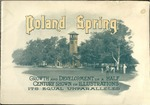 Poland Spring Growth and Development in a Half Century 1908 by Hiram Ricker
