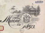 State of Maine in 1893 by World's Fair Managers of Maine