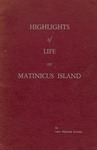 Highlights of Life on Matinicus Island by Celia Philbrook Emmons