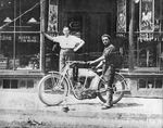 Beaupre's Bicycle Shop, Center Street, Brewer, Maine by J.Craig Thayer Photography