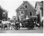 Horse Drawn Steam Engine, Brewer, Maine