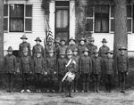 Boy Scout Troop One, Brewer, Maine by J.Craig Thayer Photography