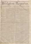 Bridgton Reporter : Vol.1, No. 4 December 03,1858 by Bridton Reporter Newspaper