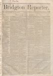 Bridgton Reporter : Vol.1, No. 8 December 31,1858 by Bridgton Reporter Newspaper