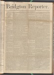 Bridgton Reporter : Vol. 2, No. 3 November 25, 1859 by Bridton Reporter Newspaper