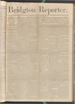 Bridgton Reporter : Vol. 2, No. 5 December 09, 1859 by Bridton Reporter Newspaper