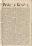 Bridgton Reporter : Vol.1, No. 47 September 30,1859 by Bridgton Reporter Newspaper