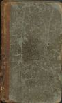 Ledger book for Brighton, Somerset County, Maine, 1834-1845