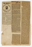 Elizabeth Doten Barrows Newspaper Clippings