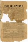 The Telephone: Vol. 1, No. 1 - September 27, 1878