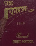 1949 Carmel High School Yearbook - The Rocket