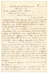 1863-02-26  Letter from Joshua Chamberlain to Governor Coburn regarding promotions