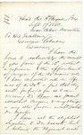 Letter from Chamberlain to Gov. Coburn, September 19, 1863