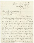 Letter from Charles D. Gilmore to John L. Hodsdon, July 5, 1864 by Charles D. Gilmore and John L. Hodsdon