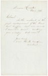 1863-10-07  Brigadier General Charles Griffin to General Seth Williams recommending promotion of Chamberlain