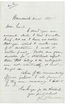 1865-12-01  Chamberlain letter regarding regimental history
